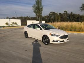 Ford Fusion 2017 Titanium Ecoboost Como Nuevo 10,000km!!