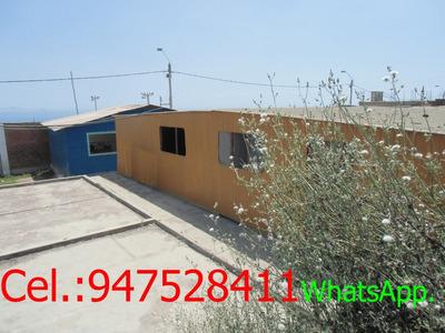 Remato Lote - Casa Prefabricada Pachacutec Ventanilla 160m2