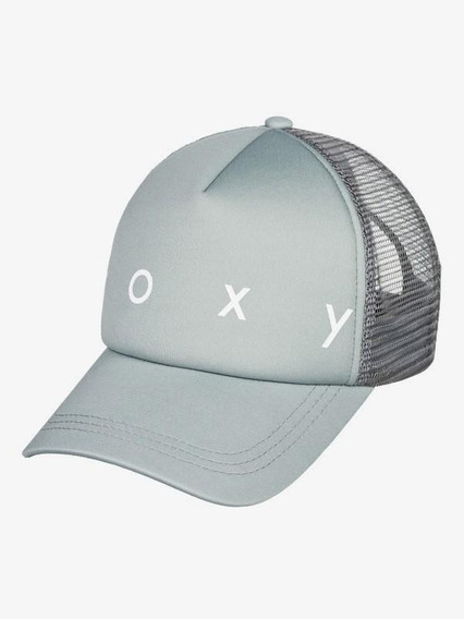 Roxy Gorra Truckin Color (bln0) -gris-u