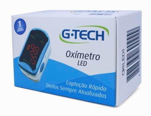 Oxímetro G-tech Led Portátil