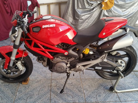Ducati Monster Filé