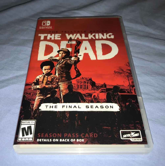 The Walking Dead: The Final Season | Nintendo Switch