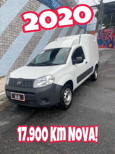 Fiat Fiorino 2020 1.4 Flex 4p