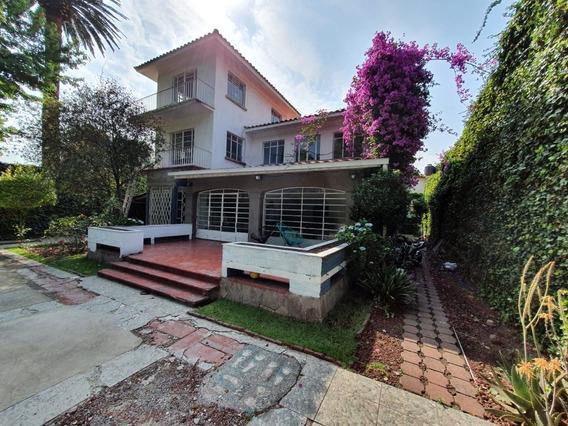 Renta Casa Con Uso De Suelo Paseo De Las Palmas
