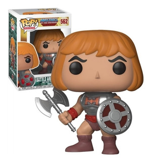 Funko Pop Masters Of The Universe He-man 562