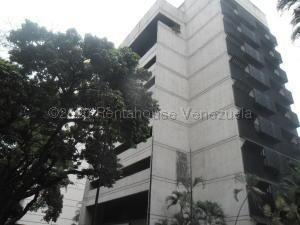 Oficina En Alquiler En El Rosal 21-8817 Sj 04142718174