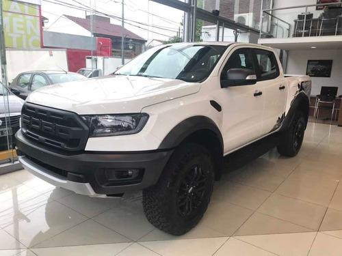 Ford Ranger Raptor 2.0l Biturbo Cabina Doble 4x4 2021 Stock