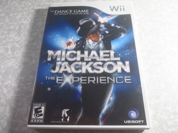 Wii - Michael Jackson The Experience - Original