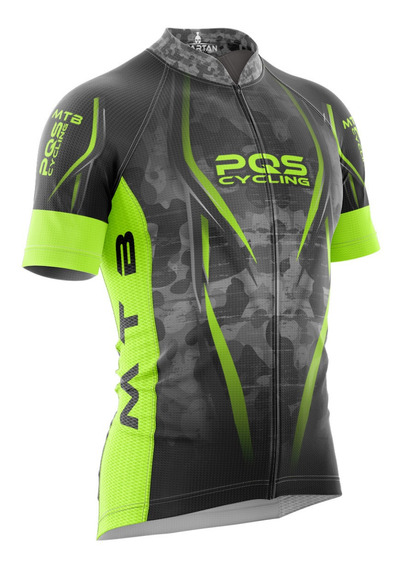 Camisa Ciclista Spartan Mtb Uv 50+ Ref 04 New Manga Curta
