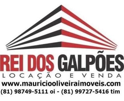 Área Industrial Para Locação Em Recife, Ibura - 6788800_2-321463