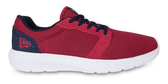 Tênis New Era Sneaker Vermelho Original