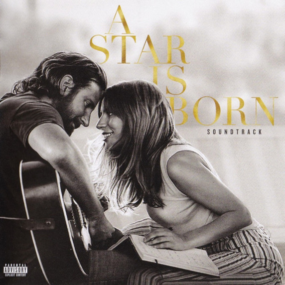 Cd A Star Is Born - T.s.o
