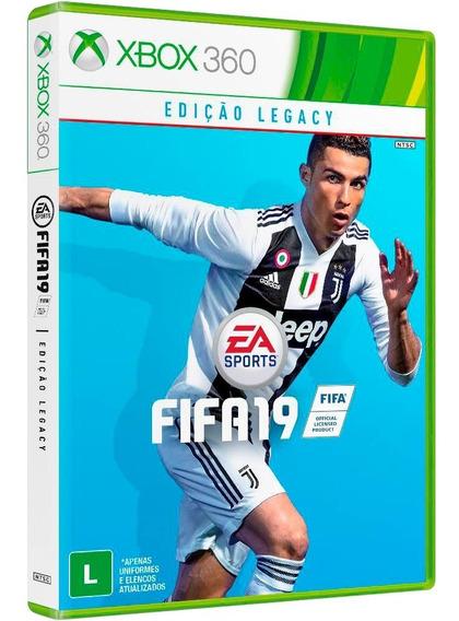 Fifa 19 Xbox 360 Midia Digital Original Promoção