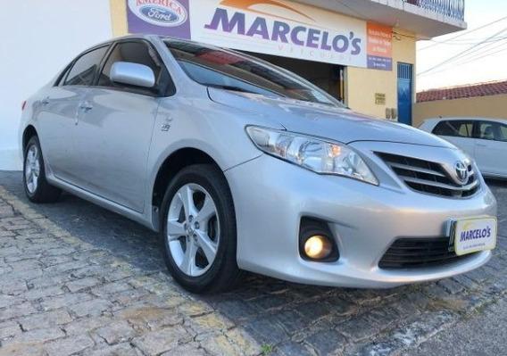 Toyota Corolla 1.8 16v Gli Flex Aut. 4p
