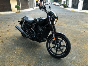 Harley Davidson Street 750 Black 2016