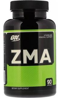 Zma Optimum Nutrition 90 Caps-original, Lacrado