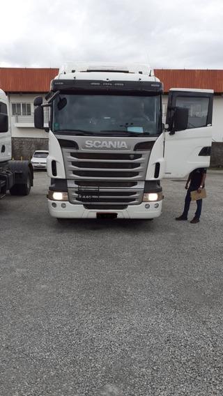 Scania R 440 6x4 C/ Retarder