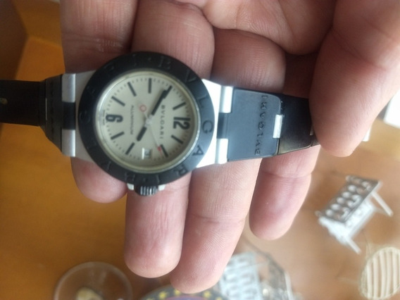Relógio Bvlgari Bvlgari Feminino Original Assinado Perfeito