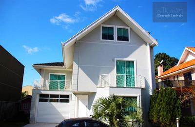 Excelente Residência Em Condomínio Fechado 4 Dormitório (2 Suítes) 2 Vagas - Ca0238