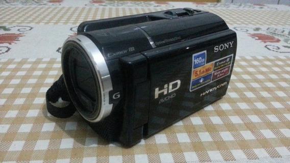 Filmadora Sony Hd 1080p - Hdr-xr160