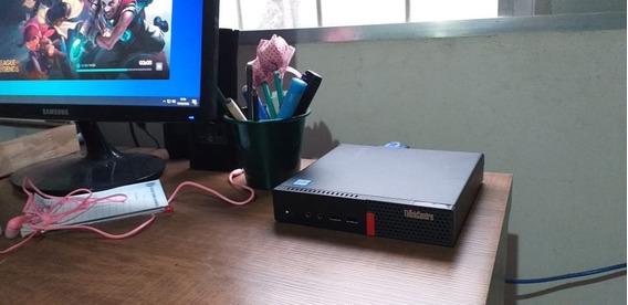 Thinkcentre Tiny M910q I5-6600t 16gb Ram Ssd 256gb Wifi Bth