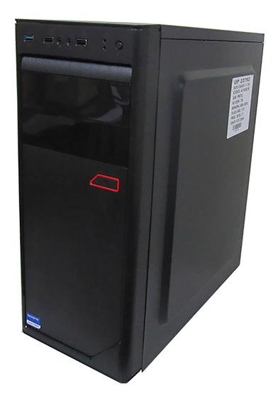 Computador Core I3 4gb 500gb C/ Monitor Led 21.5 Aoc