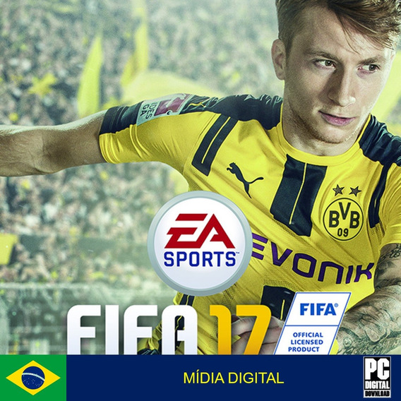 Fifa 17 Pc Original Envio Digital Imediato!