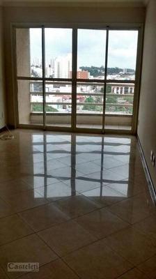Apartamento Com 3 Dormitórios Para Alugar, 84 M² Por R$ 2.500/mês - Taquaral - Campinas/sp - Ap5915