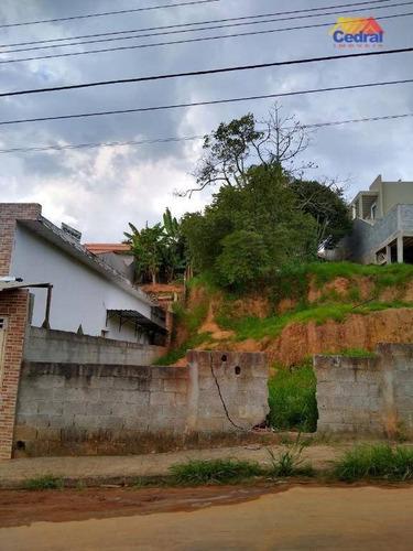 Terreno À Venda, 225 M² Por R$ 128.000,00 - Vila Melchizedec - Mogi Das Cruzes/sp - Te0267