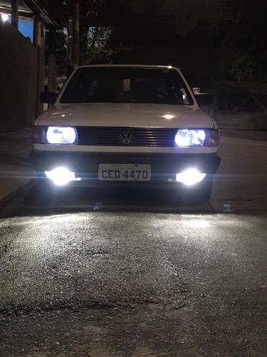 Volkswagen Voyage Quadrado Cl