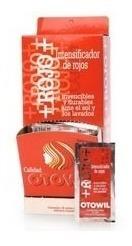 Otowil Intensificador De Rojos Caja X48 Sobres