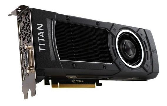 Placa De Vídeo Gtx Titan X 12gb