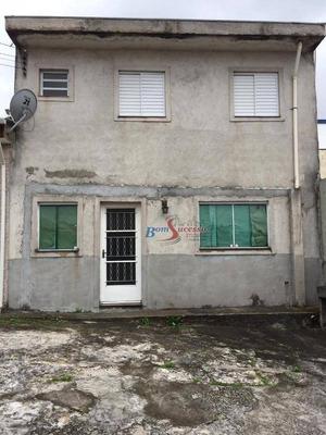 Sobrado Residencial À Venda, Vila Formosa, São Paulo. - So1332