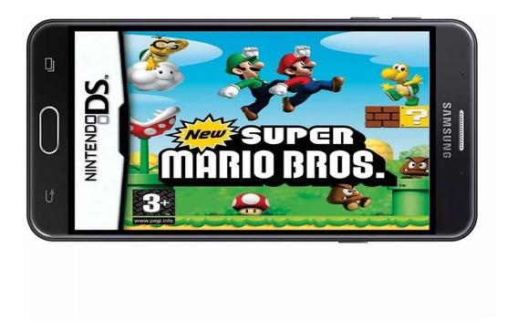 New Super Mario Bros De Nintendo Ds Para Tu Android Y Pc