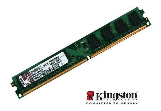 Memória Kingston 2gb Dimm Ddr2 667mhz - Ktd-dm8400b/2g.
