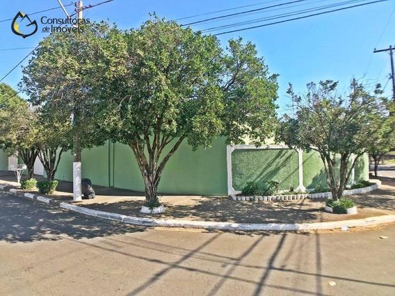 Casa Com 4 Dormitórios Para Alugar, 120 M² Por R$ 2.200,00/mês - João Aranha - Paulínia/sp - Ca1337