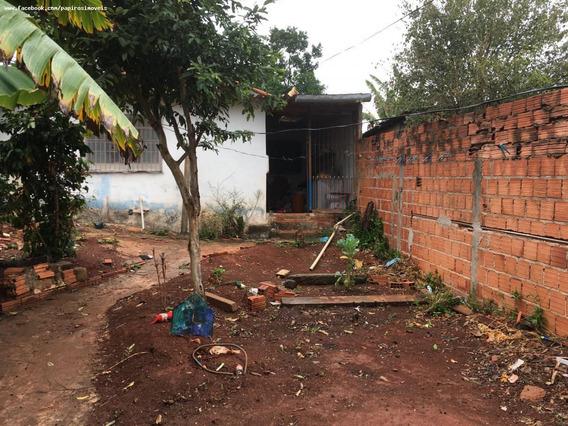 Casa Para Venda Em Tatuí, Jardim Santa Rita De Cássia, 2 Dormitórios, 1 Banheiro, 1 Vaga - 595_1-1528927