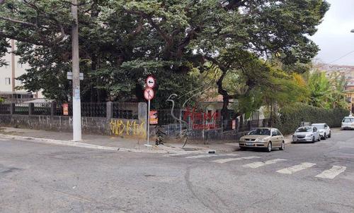 Terreno À Venda, 762 M² Por R$ 1.700.000,00 - Jardim Mangalot - São Paulo/sp - Te0103