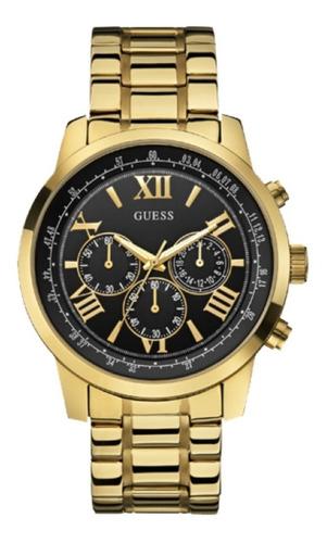 Relógio Masculino Guess Dourado 92526gpgdda5 Garantia C/ Nfe