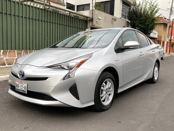 Toyota Prius 2017 Garantia De Agencia Nuevo