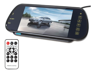 Espejo Retrovisor 7 Inch Touch Full Hd Bluetooth Ml0769