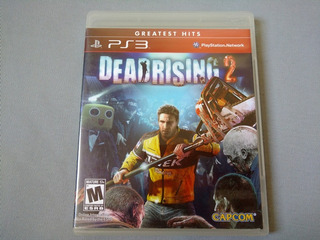 Dead Rising 2 Greatest Hits Para Ps3