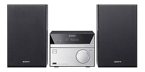 Imagen 1 de 6 de Equipo Audio Minicomponente Sony Cmt-sbt20 Bt/cd/usb/fm