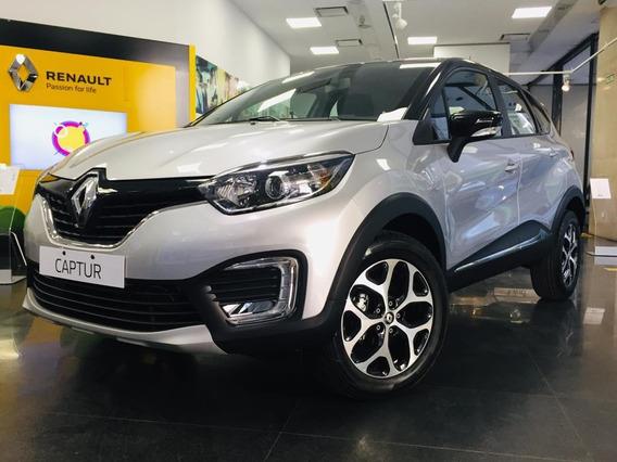 Renault Captur Life Intense 2019 0km 4x2 1.6 Auto Usado Full