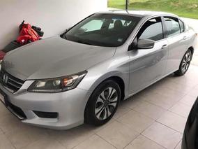 Honda Accord 2.4 Lx Sedan L4 Tela Cvt 2013