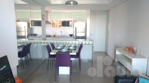Imagem 1 de 14 de Apartamento Decorado 40,31m² Pronto Para Morar Na Príncipe D - 1033-11804
