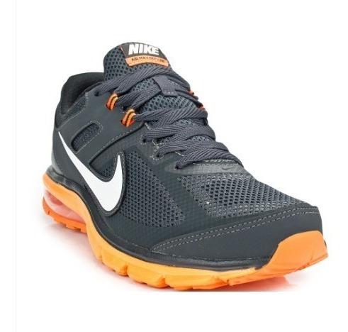 Tênis Nike Air Max Defy Rn Cinza/laranja Schuh Haus 4558