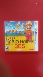 Super Mario Maker For Nintendo 3ds/2ds