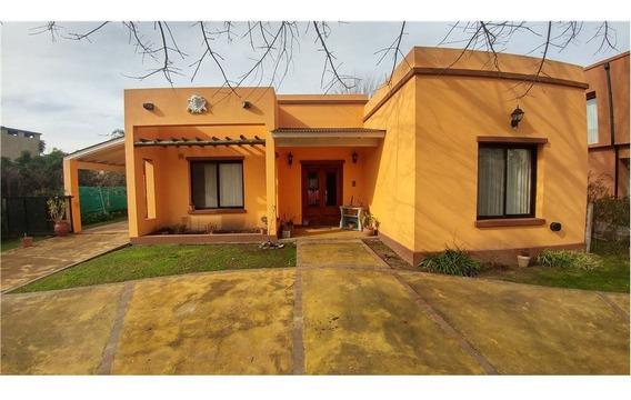 Venta Casa Barrio Privado Altos Del Sol Ituzaingo