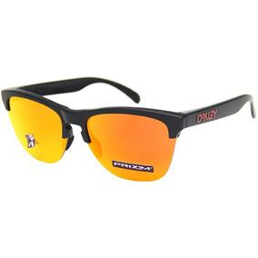 7815fffc1 Oakley Probation Prata Fosco Gold De Sol - Óculos no Mercado Livre ...